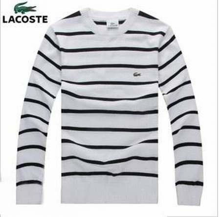En Ligne 2015 Lacoste acheter Homme Vente Neuf Pull P0Y8HnH